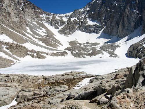 Mt. Whitney Consultation Lake
