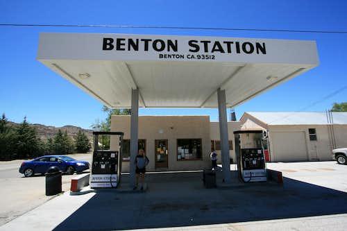 Benton Station
