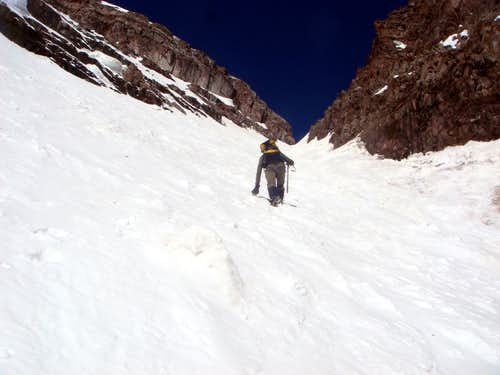 Bell Cord Couloir