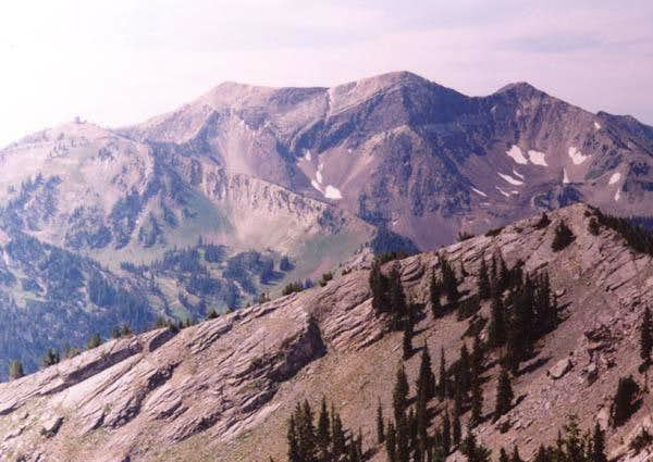American Fork Twin Peaks from...