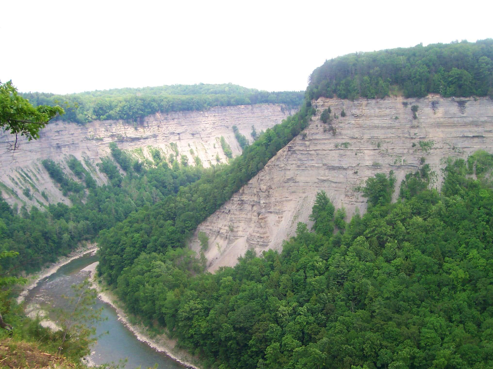 Hiking Letchworth: The Gorge Trail