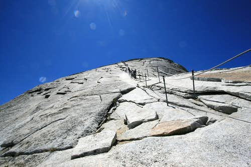 The Cables @ Half Dome