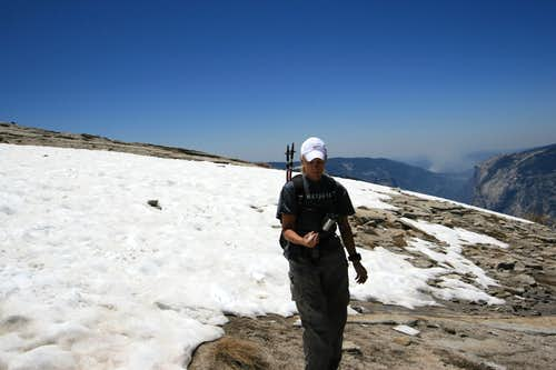 Snow At The Summit