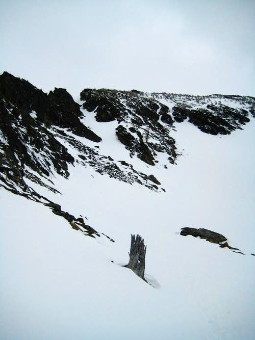Northwest Couloir
