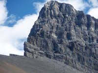 NW Ridge of Mount Lougheed