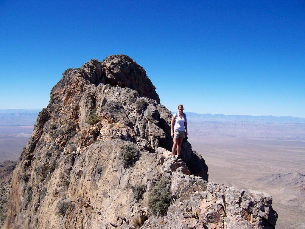 Moapa Peak