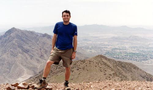 The Summit of North Frankilin Mountain