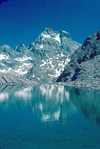 Monviso and Miror lake