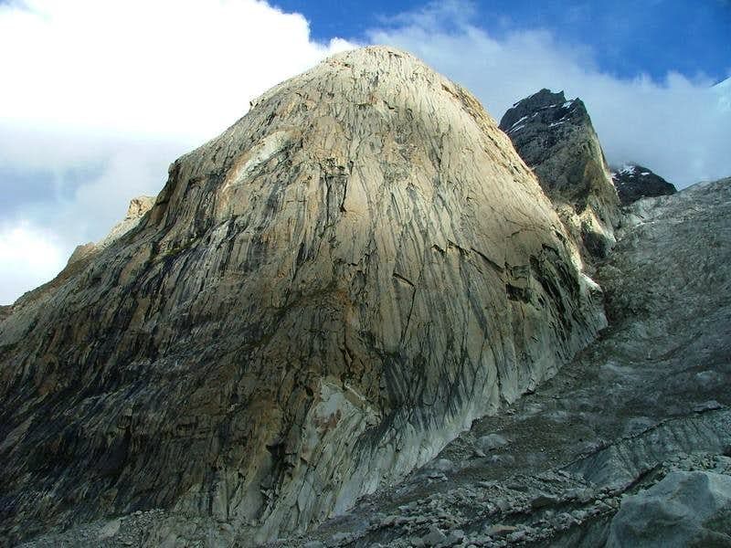 Rock Tower, Karakoram, Pakistan
