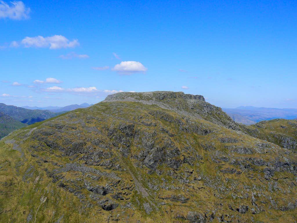 Narnain's summit plateau