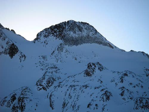Gross Leckihorn 3069m