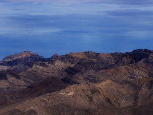 Mormon Peak