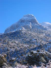The Needle (Sandia Mountains)