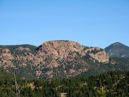 Stove Mt. Summit
