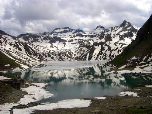 Vannino lake