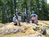 Ragged Mountain Summit Group