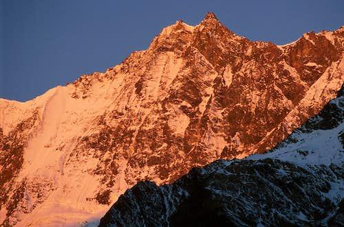 .Pennine Alps - Saastal 2001