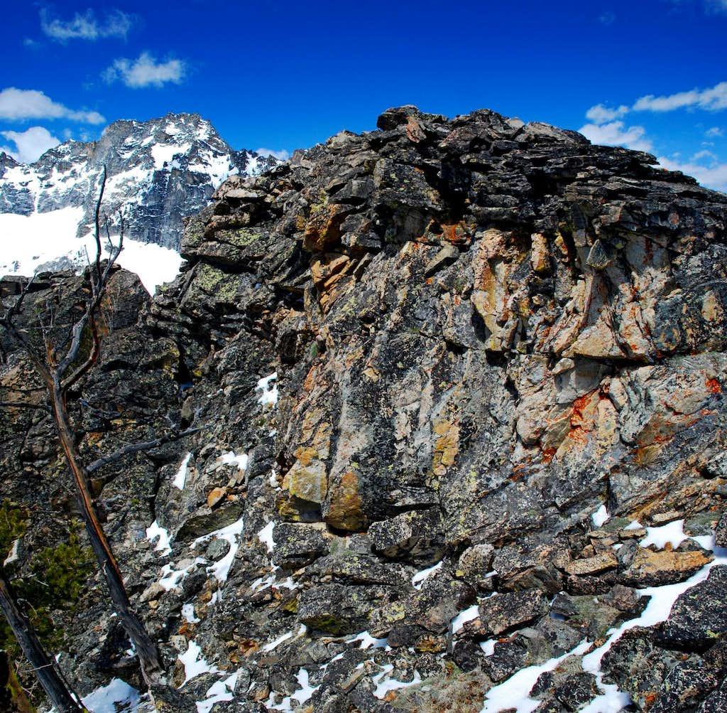 Summit Block of Point 8992