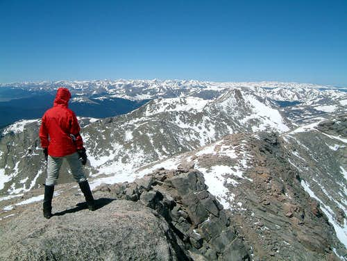 Mt Evans Summit