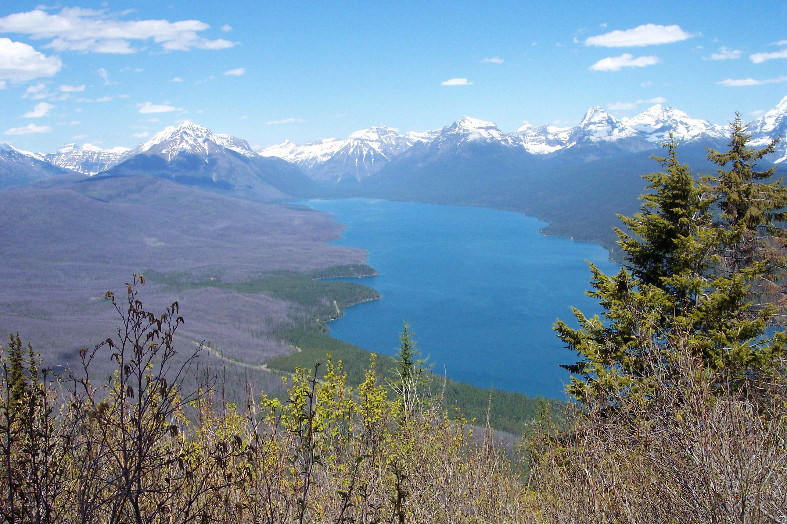 Apgar Mountain and Lookout (GNP)