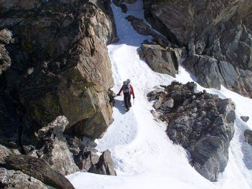 Traverse Gully 2