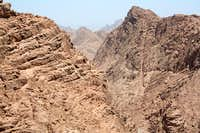 Rugged Mountains of the Sinai