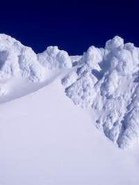 Hogsback Mount Hood February...