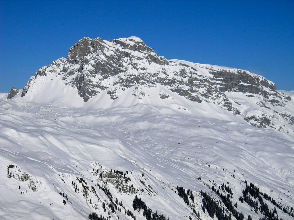Sulzfluh 2817m