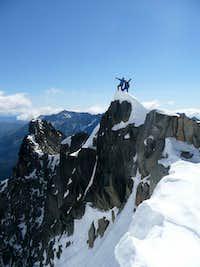 E Ridge of Stuart