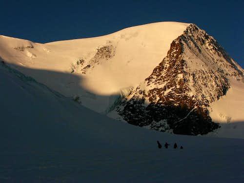 Gwächtenhorn 3420m