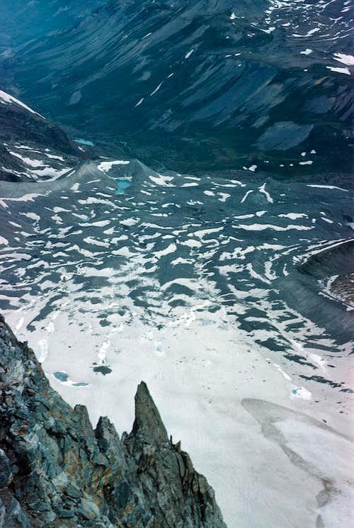 Glacier d'Arsine