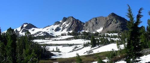 The Sisters Ridge