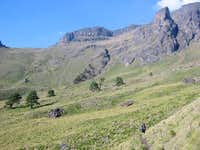 Ayoloco route from La Joya
