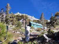San Antonio Ski Hut