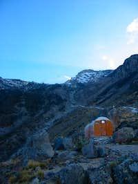 View of the North Glacier...