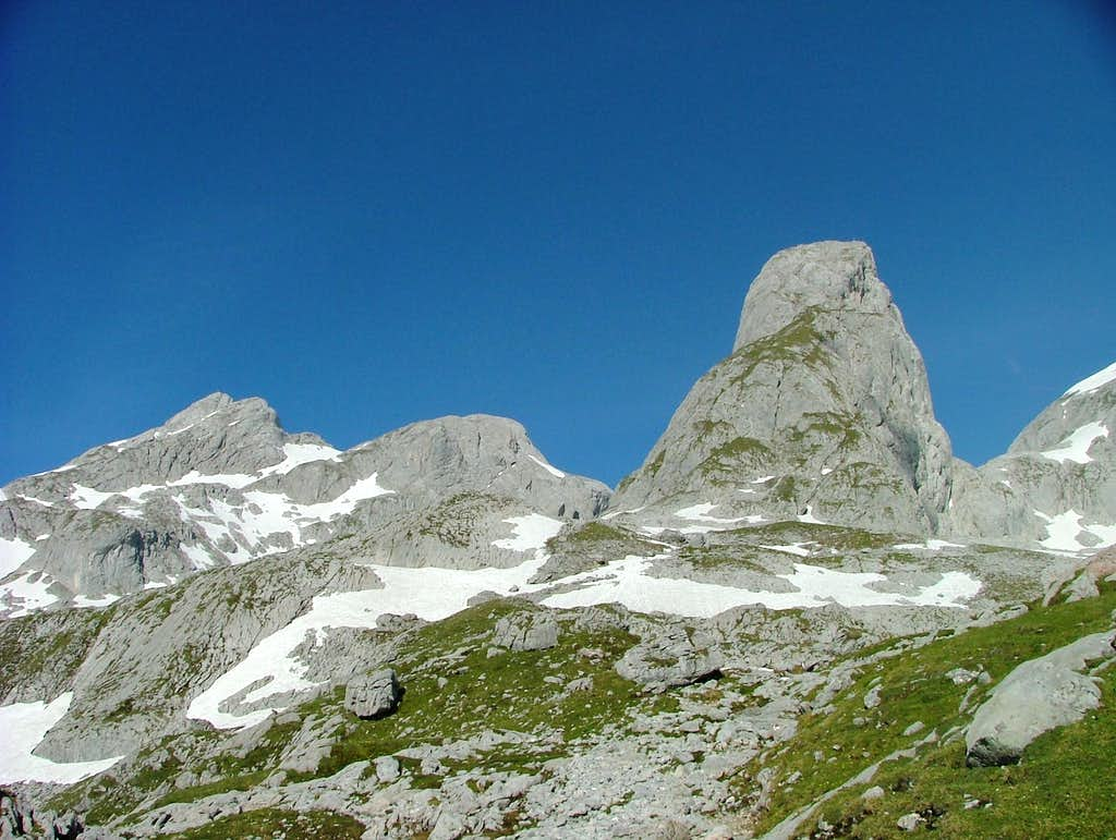 Torsäule (2588m)