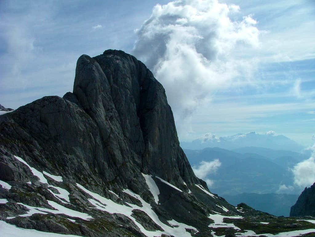 Torsäule southface (2588m)
