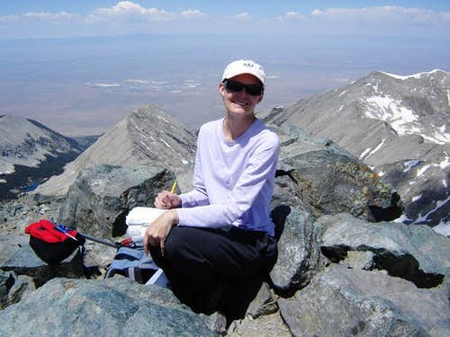 The long, hard climb