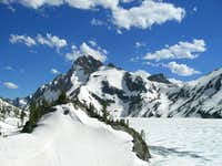 Mount Regan in June