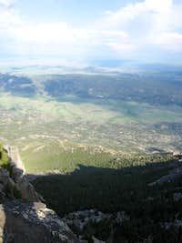 Summit of Laramie Peak, Wyoming