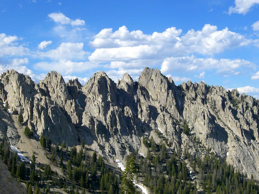 Iron Creek Pinnacles