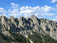 Iron Creek Pinnacles