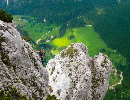 Geiselstein Alte Nordwand