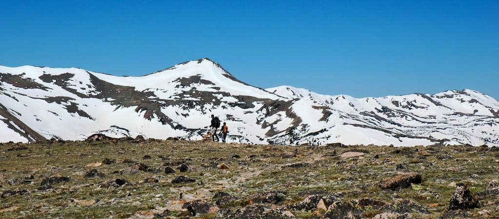 Vasquez Peak Panorama