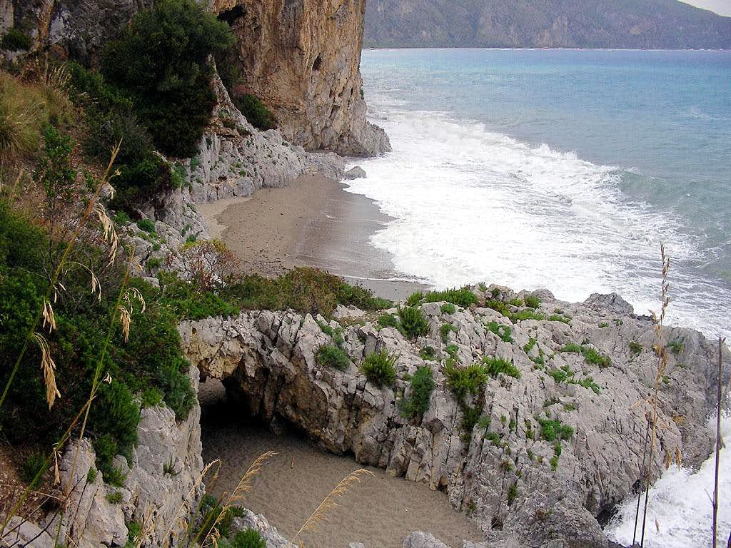 The Cliffs of la Molpa