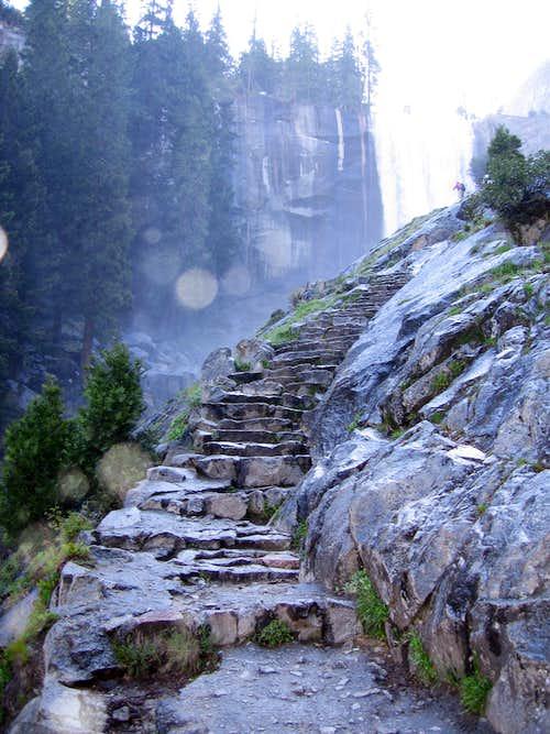 Misty Steps