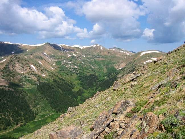Upper West Fork of Clear...