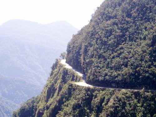 Death road - Yungas