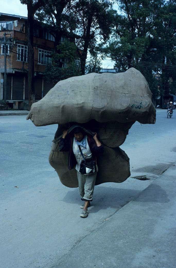 Kathmandu Porter