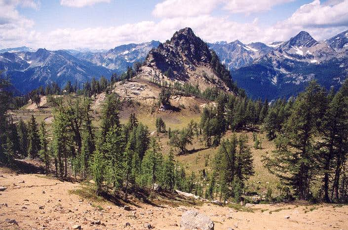 South Route & Peduncle Pinnacle